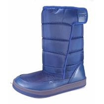 Bota Sky Esqui Para Nieve Excelentes Impermeables 34-36