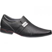Sapato Social Masculino Pegada Trexin Couro 22223
