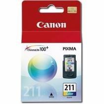 Tinta Canon 211 Original Importado
