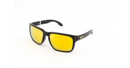 f215260477 Óculos De Sol Oakley Holbrook 9102l-08 Acetato Masculino - R  466