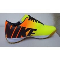 Tenis Chuteira Nike Society Mercurial Adulta