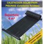 Calefacción Solar Para Piletas - Colector Flexible 4 M²