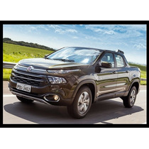 Fiat Toro 4x4 Manual Free 0km 2016 Anticipo $250 Y Cts (mg)