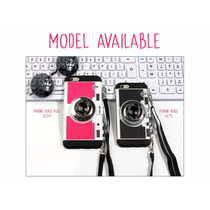 Carcaza Fundas Para Iphone 6/6 Plus Tipo Camara Vintage
