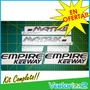 Kit Completo Calcomanias Moto Scooter Empire Matrix Elegance
