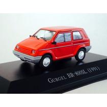 Miniatura De Gurgel Br-800sl 1991 Vermelho Ixo 1:43
