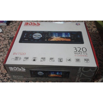 Reproductor Boss Audio Bv7320 Dvd/cd/mp3 Compatible Am/fm
