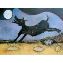 Perro Ladrando A La Luna, Reproducción