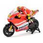 Moto Radio Controle Mini Z Kyosho Ducatti Valentino Rossi 46