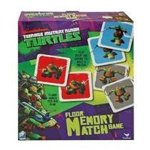 Memoria Teenage Mutant Ninja Turtles Suelo Match Game