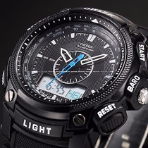 Relógio Ohsen Analógico E Digital Importado