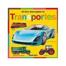 Libro Mi Libro Desplegable De Transportes *cj