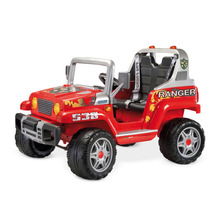 Nova Pick-up Elétrica Ranger 538 12v Vermelha - Peg Pérego