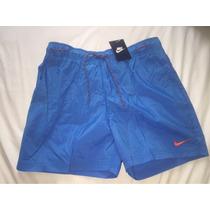 Short Malla Nike Con Bolsillos Bolsi