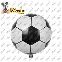 10 Globos Con Forma De Balon De Futbol, Soccer ,football