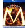 Blu-ray A Múmia - Trilogia - Leg Português 3 Discos