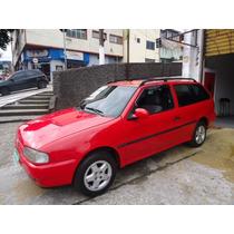 Vw Parati Cl 1.6 Mi 2 P Vermelha 1997