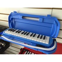 Melódica Piánica Melodión Organola Azul