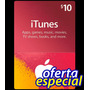 Itunes $10 Gift Card Iphone Ipad Ipod Tarjeta Itunes Store