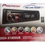 Autoradio Pioneer Deh-x1850ub Mixtrax A S/.349.99 Instalado