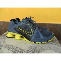 Tenis Nike Shox Agent + Envio Dhl 1 Dia Gratis