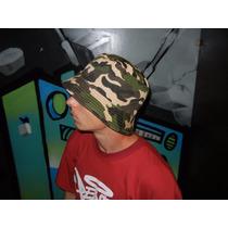 Gorro Piluso Camuflado. Rap Freestyler Hip-hop