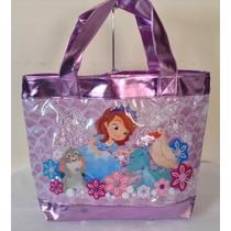 Bolsa Para Playa Disney Princesita Sofia