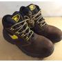 Botas De Seguridad Safari Boots Safety (nuevas)