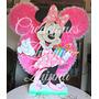 C.zhinna Cartel Gigantografia Minnie Mickey Fiestas Tematica