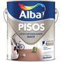Alba Pisos Rojo Colonial X 1lts - Caporaso