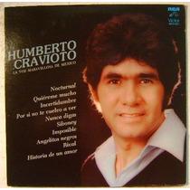 Humberto Cravito / La Voz Maravillosa 1 Disco Lp Vinilo
