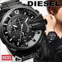 Relogio Diesel Dz4283 Mega Chief Original Garantia Aço