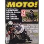 Moto! N°112 Honda Cg 150 Bmw K1200rs Suzuki Lc 1500 Intruder