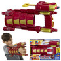 Marvel Civil War Nerf Iron Man Armadura De Brazo Slide Blast