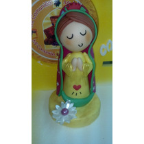 Adorno Centro De Torta Virgen Porfis!!
