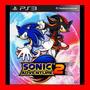 Sonic Adventure 1 Y 2 Ps3