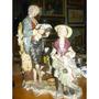 Figura De Porcelana Capodimonte, Made In Italy, El Corazon N