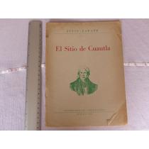 Julio Zarate, El Sitio De Cuautla, Secretaría De Gobernación