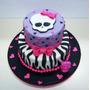 Tortas Monster High