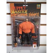 Halloween Pinhead Puppet Master Full Moon Toys