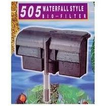 Filtro Externo Jebo 505 750 L/h Para Aquários Até 200l 110v