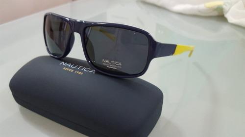 10f013a57c38e Óculos Nautica N6210s Original Polarizado Capcaio Imports - R  199 ...