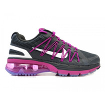Tenis Air Max Excellerate 3 Nike (09a) - Preto/roxo