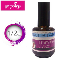 Uv Finish Gel Nail Star Para Uñas Acrilicas Y De Gel 1/2oz