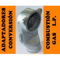 Adaptador Filtro Conversión Gas Lp Cuerpo Aceleración