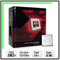 Procesador Amd Fx-8320 Fx-series 8-core Black Edition