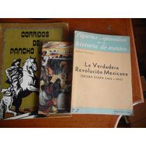 3.- Libros De La Revolución Mexicana
