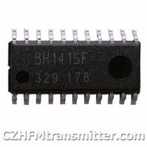 Ci Bh1415f Fm Stereo Pll Transmisor De Fm