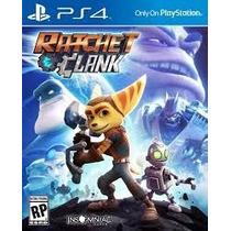 Ratchet & Clank Ps4 Con Tu Usuario Oferta