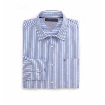 Camisa Social Tommy Hilfiger - Original - Listrada - Tam P G